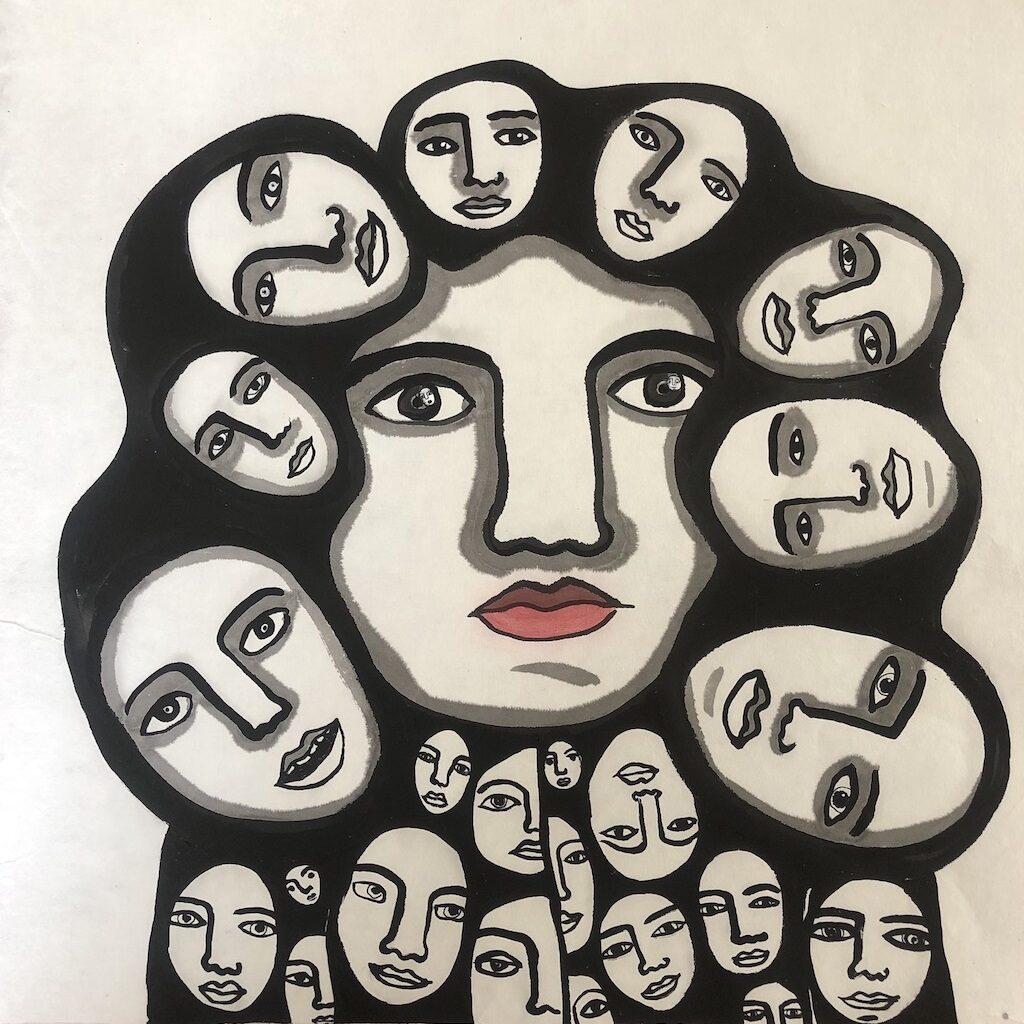 Juliette Lepage Boisdron Ink